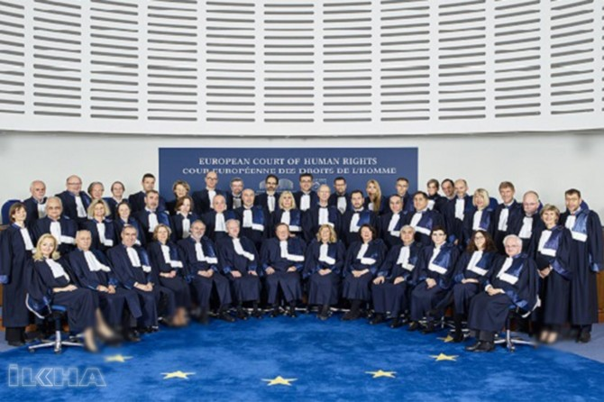 ECtHR announces 2017 statics