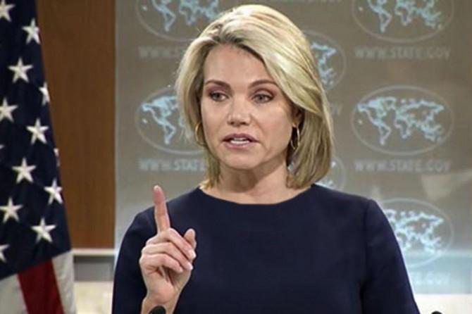 ABD Afrin bölgesindeki PYD unsurları için 'PKK' dedi