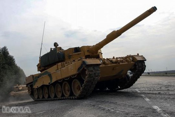 Germany suspends the modernization of tanks in Turkiye