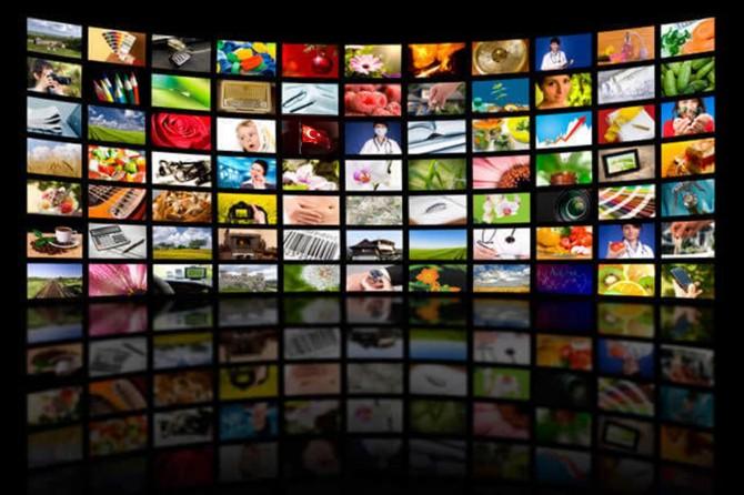 2017'de televizyonda inşaat ve telefon şebeke reklamları öne çıktı