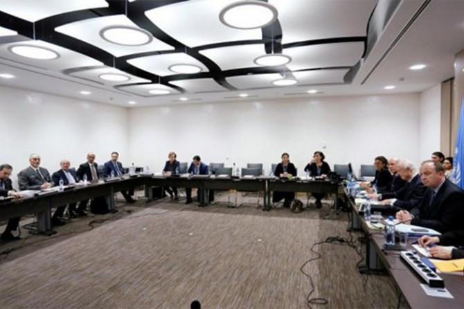 Viyana'da Suriye konulu özel toplantı yapılıyor