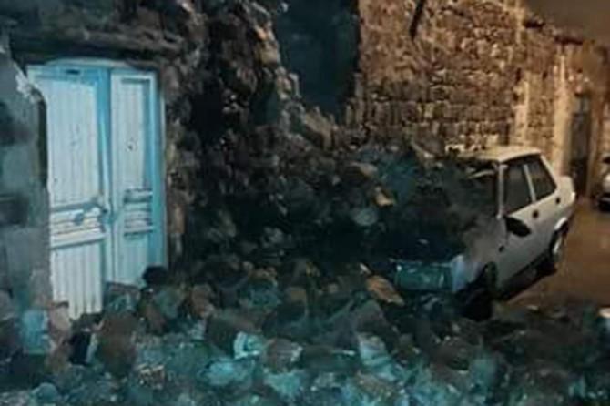 Viranşehir'deki eski yapıtlar tehlike saçıyor