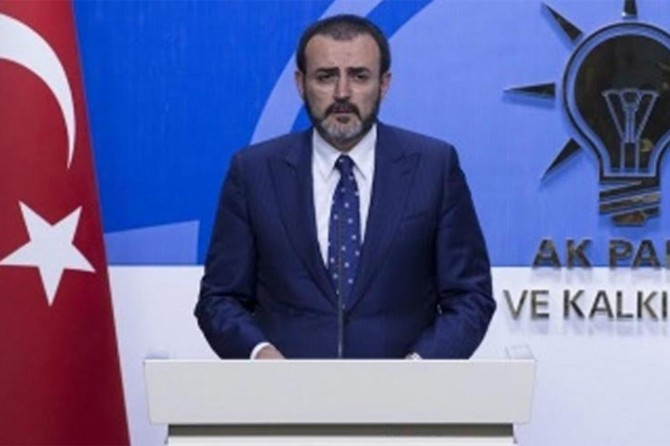 AK Parti Sözcüsü Ünal: ABD itiraf etmiş oldu