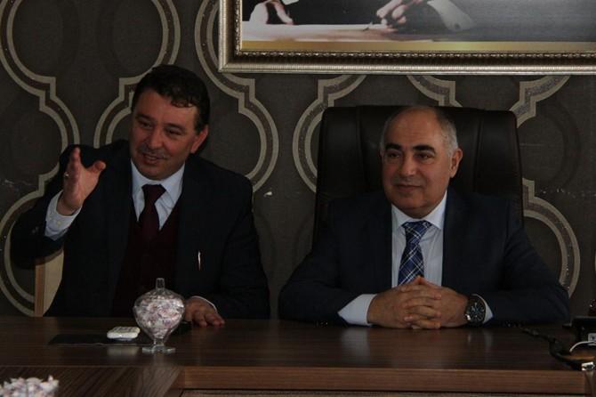 Müsteşar Yardımcısı Yıldırım Erzurum'da