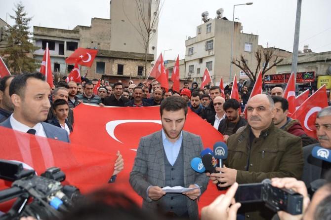 """TÜGVA'dan """"Afrin"""" konulu basın açıklaması"""