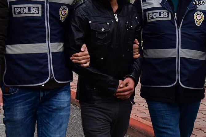 Bismil'de 4 hırsız zanlısı tutuklandı