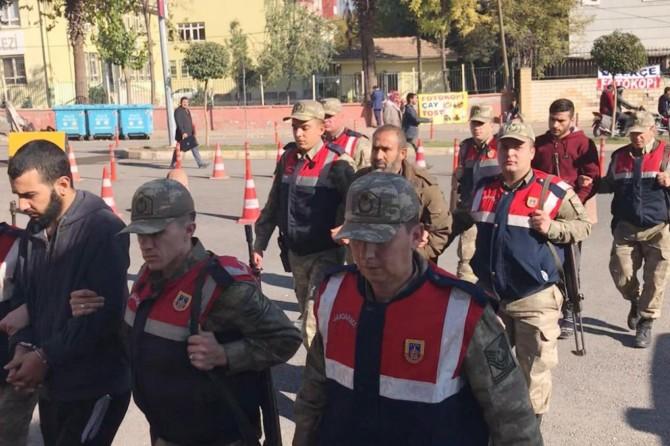 Şanlıurfa'daki operasyonlarda 23 kişi tutuklandı