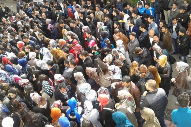 500 bin üniversite mezunu İŞKUR'a başvurdu
