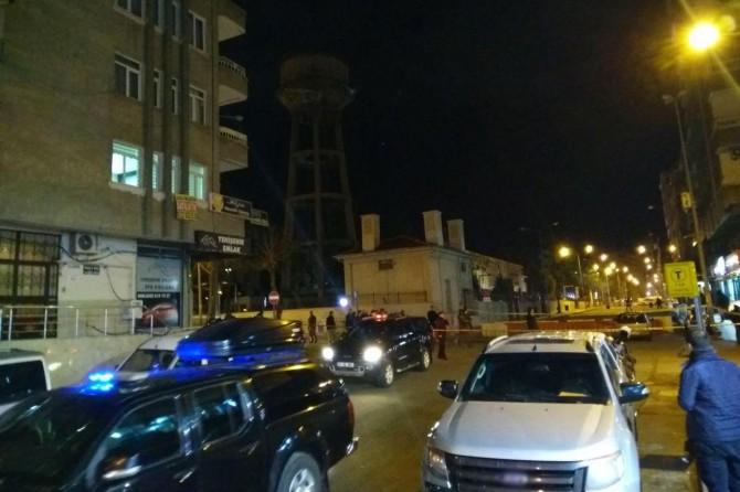 Diyarbakır Valiliği yakınında patlama