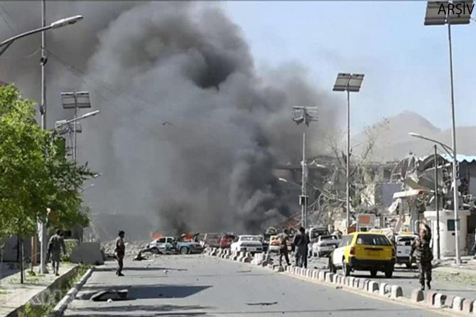 Bombed attack in Kabul: 95 dead, 158 injured