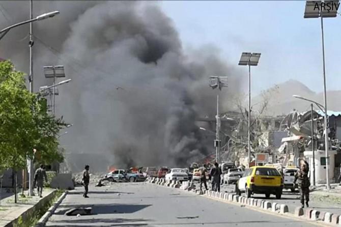 Li Kabîlê êrîşa bombeyî: 95 mirî 158 birîndar