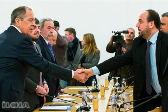 Syrian opposition not to attend Sochi