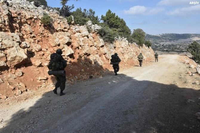 """Şırnak'ta """"özel güvenlik bölgesi"""" uygulaması"""
