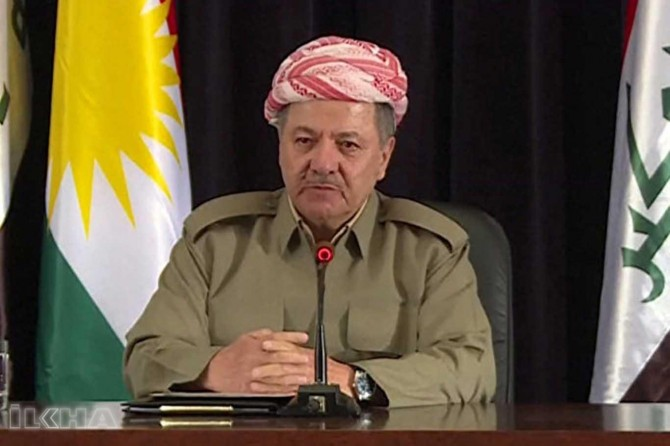 Barzani's statement on Afrin operation