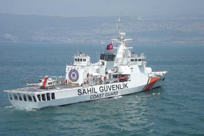 Yunan Savunma Bakanı Kardak'a yaklaştırılmadı
