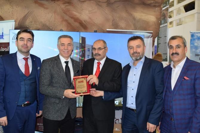 Mardin'e en etkin tanıtım ödülü