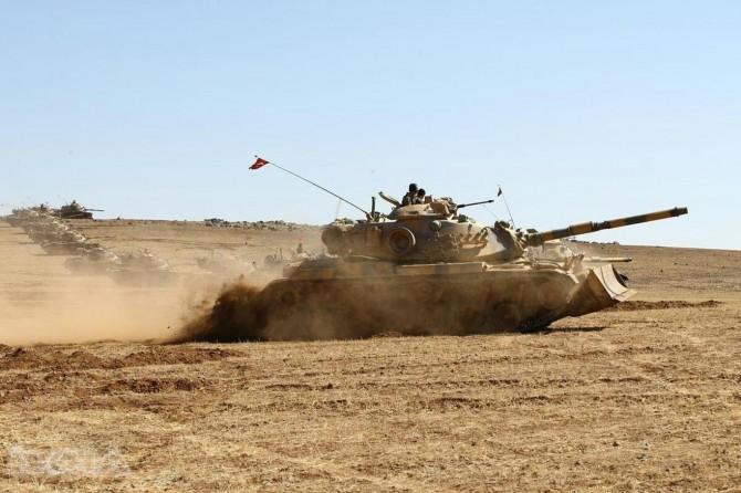 TSK: Bir ÖSO'lu hayatını kaybetti 6 asker ve ÖSO'lu yaralı