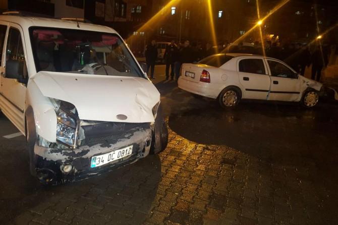 Batman'datrafik kazası: Biri ağır 2 yaralı