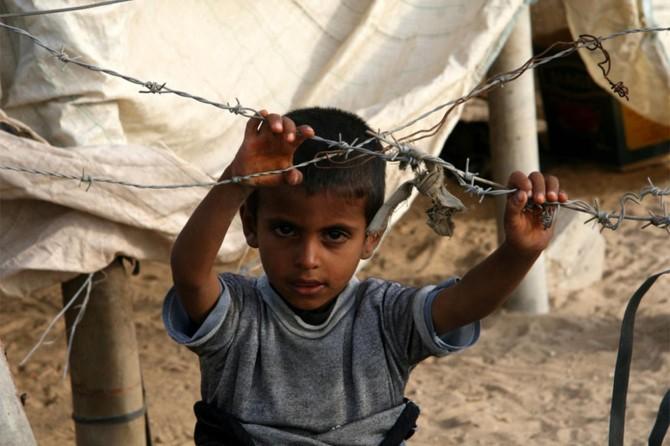 """""""Gazze'de hayat koşulları felaket aşamasında"""""""