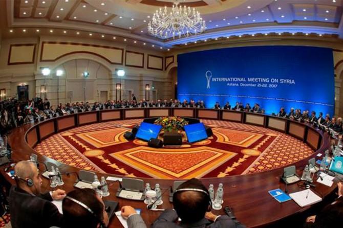 Suriye Ulusal Diyalog Kongresi Soçi'de başladı
