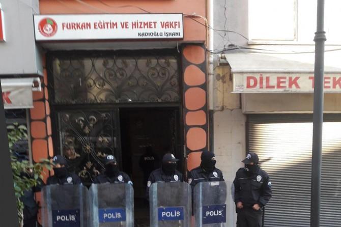 Furkan Vakfı'na baskın: Alparslan Kuytulgözaltında