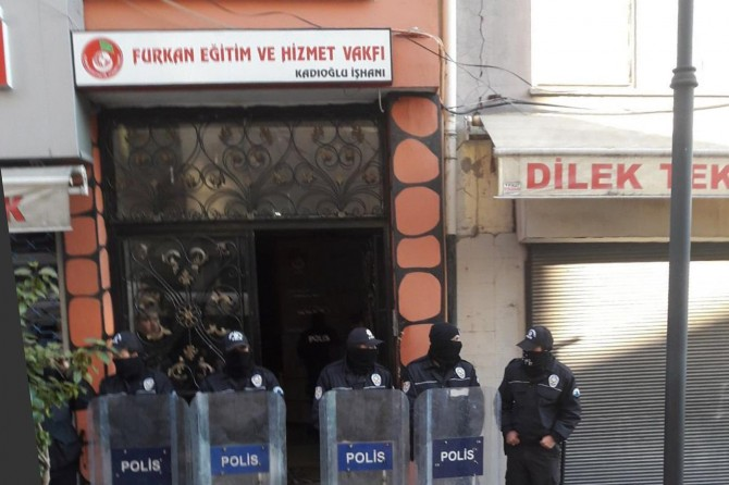 Police operation on Furkan Foundation: 20 detention