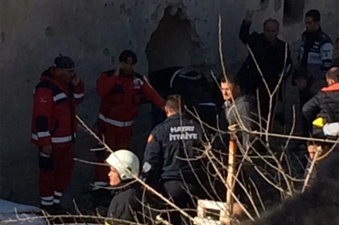Reyhanlı'ya roket atıldı: Bir yaralı