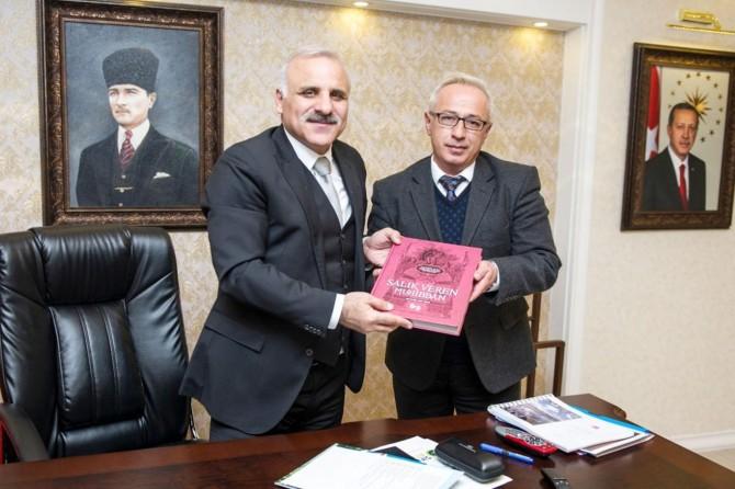 BİK Şube Müdürü Yılmaz'dan Vali Zorluoğlu'na ziyaret
