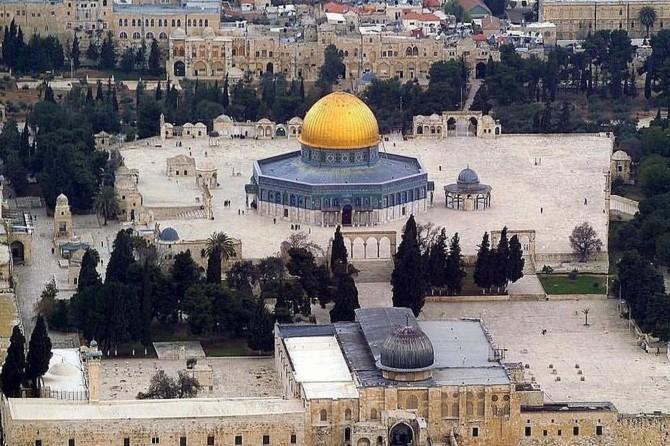 Holokost yalanıyla Filistin'de Müslümanların toprakları gasbedildi