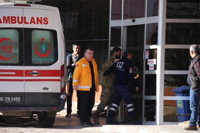 Afrin operasyonu: 5 yaralı