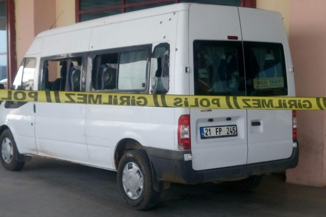 Armed fight in Diyarbakir: 5 dead
