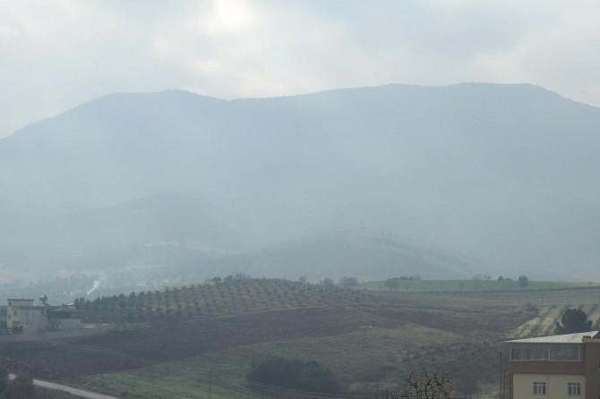 Darmık Dağı'nda bombardıman şiddetlendi