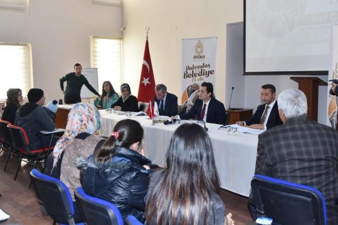 """Mardin'de ilk """"Halk Günü"""" toplantısı düzenlendi"""