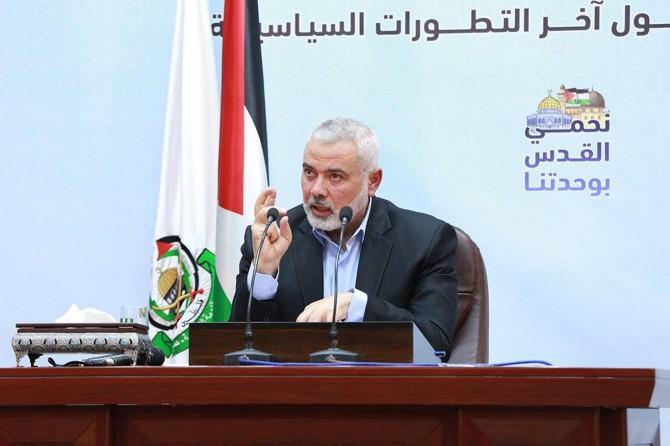 "The US puts Haniyeh on ""terror blacklist"""