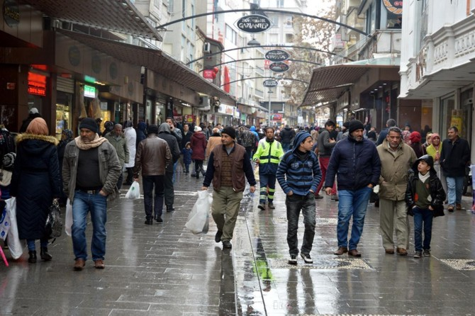 Nifûsa Tirkîyê gihaşt 81 milyonî