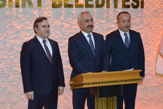 İçişleri Bakan Yardımcısı Ersoy'dan Siirt'e ziyaret