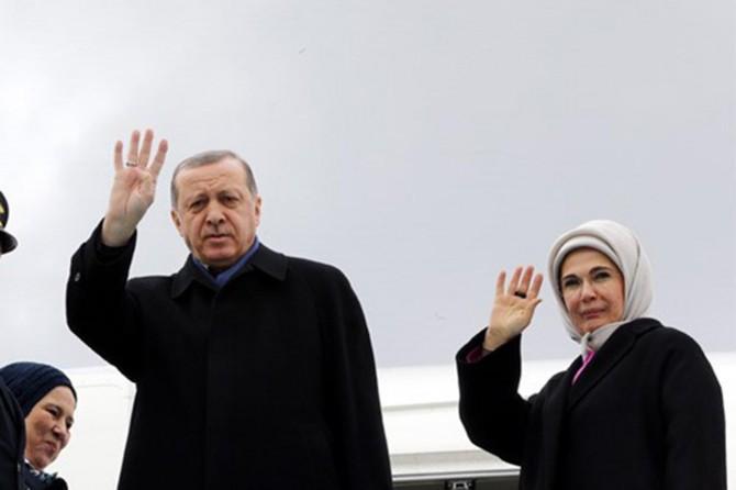 Cumhurbaşkanı Erdoğan Papa'yla görüşmek üzere Vatikan'a gidiyor