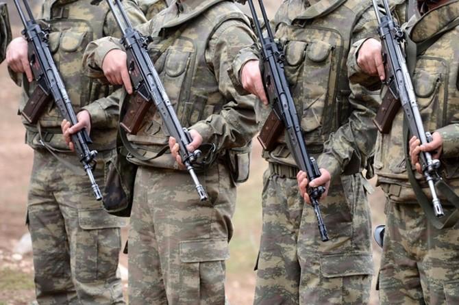 Irak'ta 2 TSK askeri hayatını kaybetti