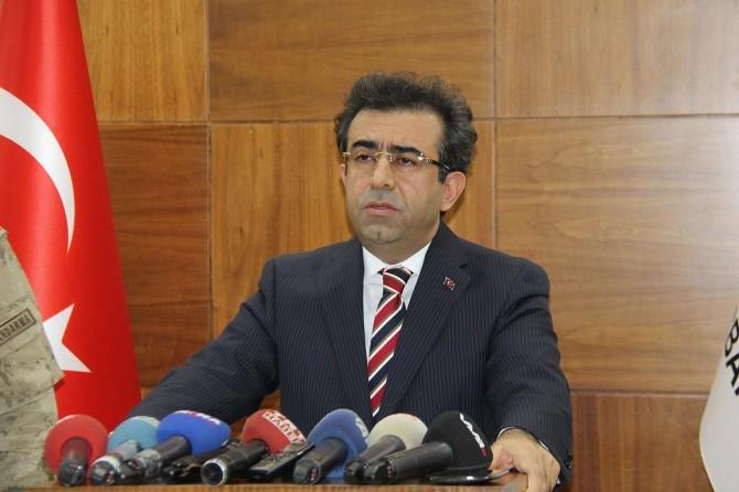Diyarbakır Valisi: PKK'nin 'Amed eyalet ve bölge sorumluları' öldürüldü