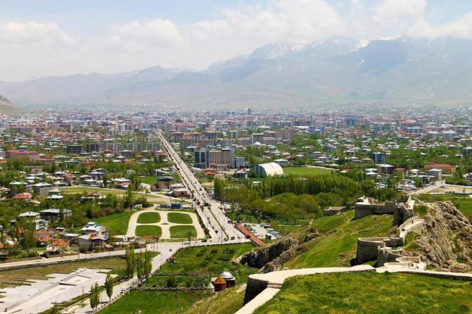 Van'ın nüfusu bir milyon 106 bin 891 kişi oldu