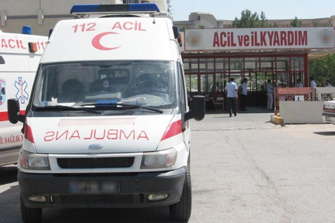 Kazada ağır yaralanan 8 yaşındaki çocuk hayatını kaybetti