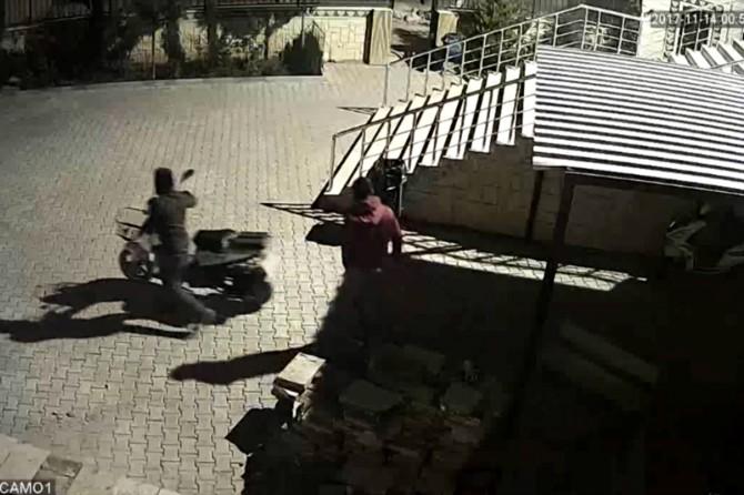 Mağdur kişiden çalınan motosikletinin bulunmamasına tepki