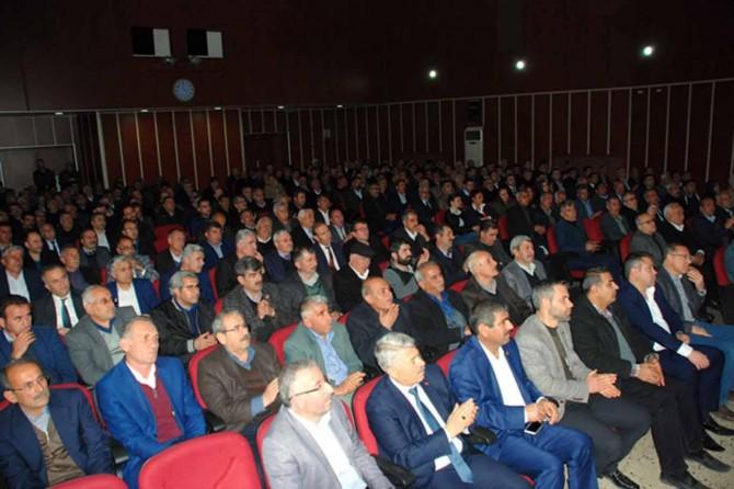 Adıyaman'da okul güvenliği ve uyuşturucu ile mücadele toplantısı yapıldı