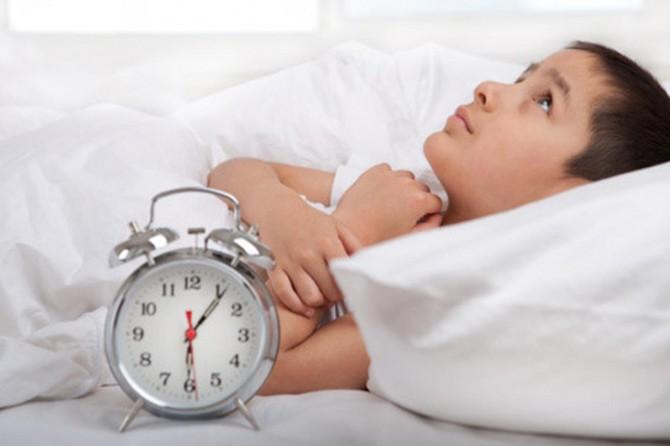 Uyku, okul başarısını etkiler