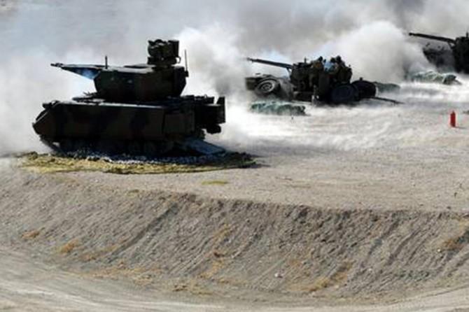 Afrin'de 5 asker hayatını kaybetti