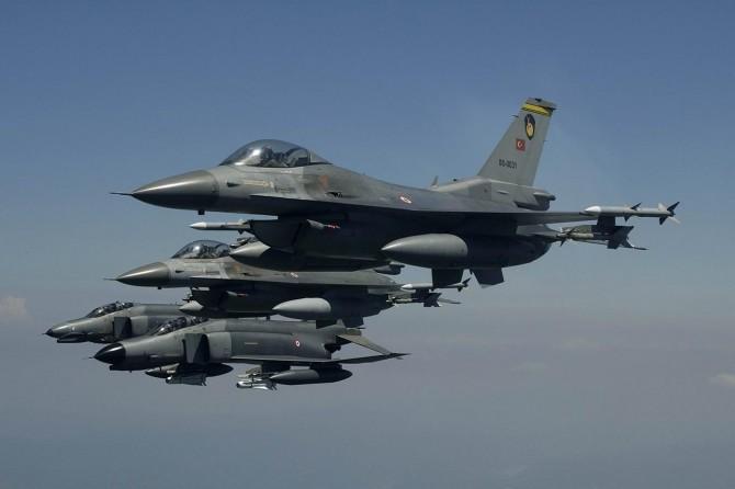 TSK Afrin operasyonunun 2 haftalık bilançosunu açıkladı