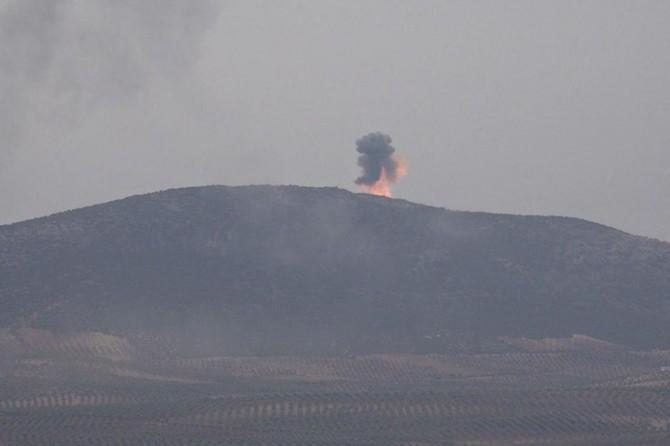 PKK mevzileri bombardımana tutuldu