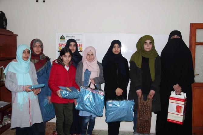 Van'da Meal Sınavında dereceye girenlere ödülleri verildi