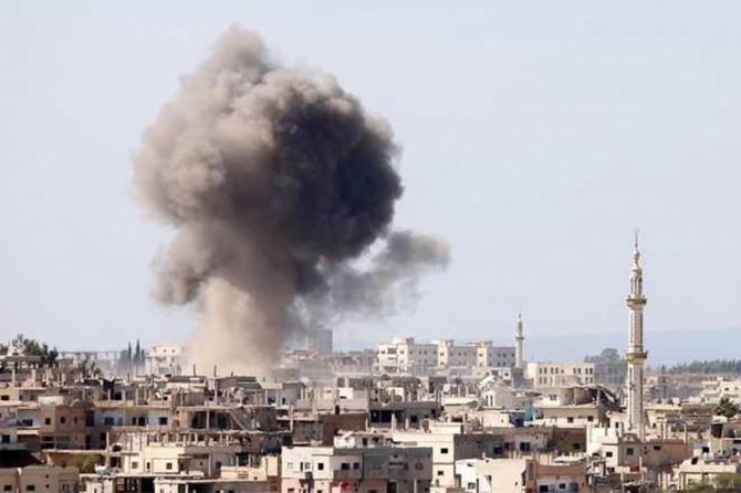 Rejîma Sûrîyê êrîşî Îdlîbê kir: 20 kesên siwîl jiyana xwe ji dest dan