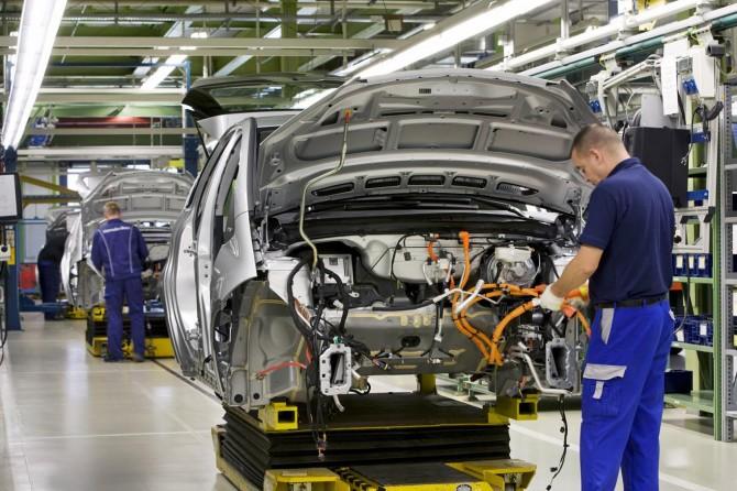 Türkiye'de otomobil üretimi yüzde 18 arttı